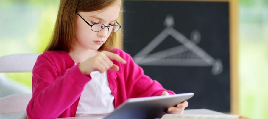Plateforme de soutien scolaire en ligne